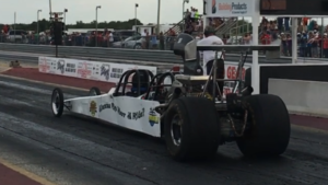 Double Down Dragster
